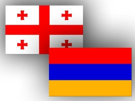 Flags_Georgia_Armenia_130712