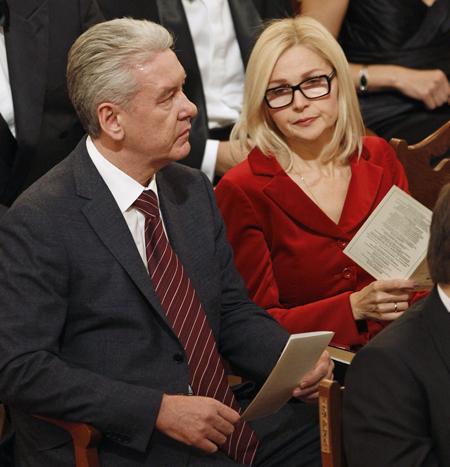 Президент РФ принял участие в церемонии открытия исторической сцены Большого театра