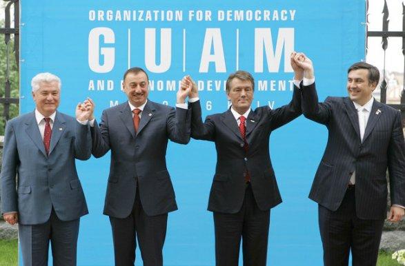 Прорыва от встречи гуам не будет, поскольку у стран-участниц взаимоисключающие интересы
