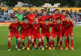 Armenia's national football team