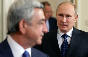 Путин и раб