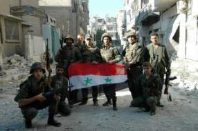 Khaldia Syria