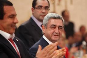 Царукян и Саргсян