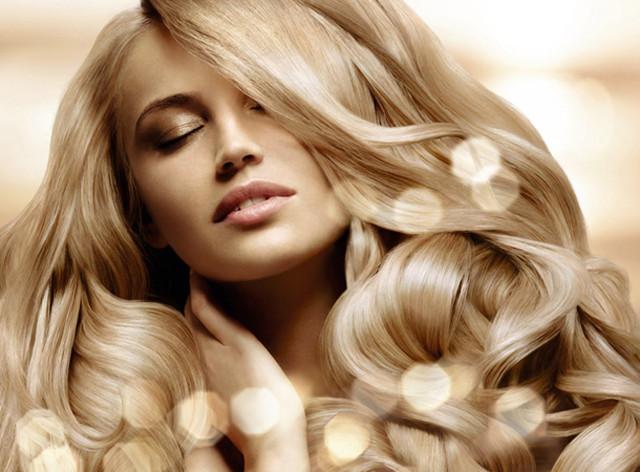 фотографии волос: