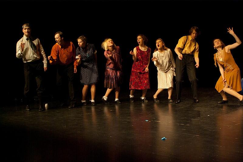 Театральная школа