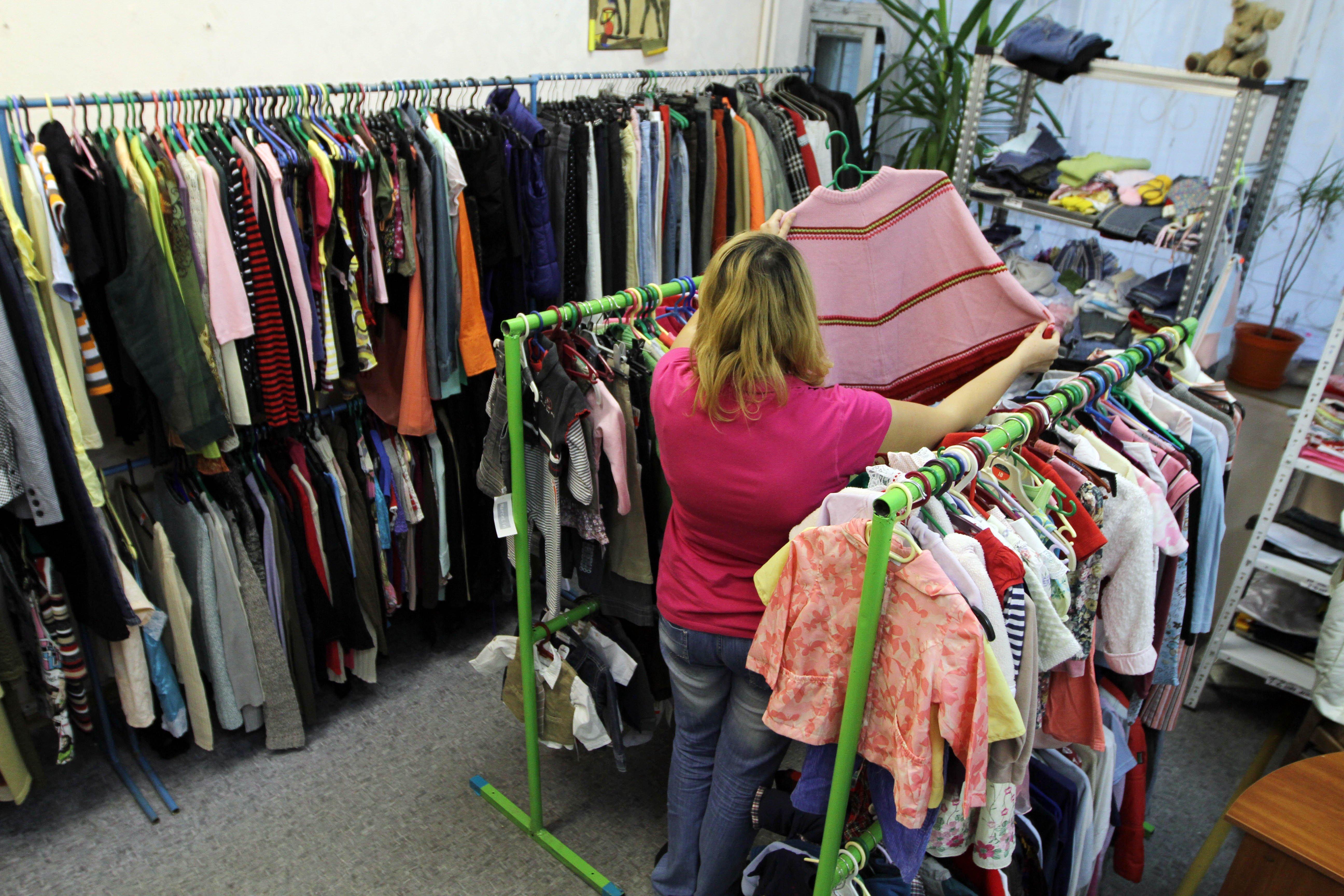 Идея в тему: как открыть свой магазин одежды с нуля.