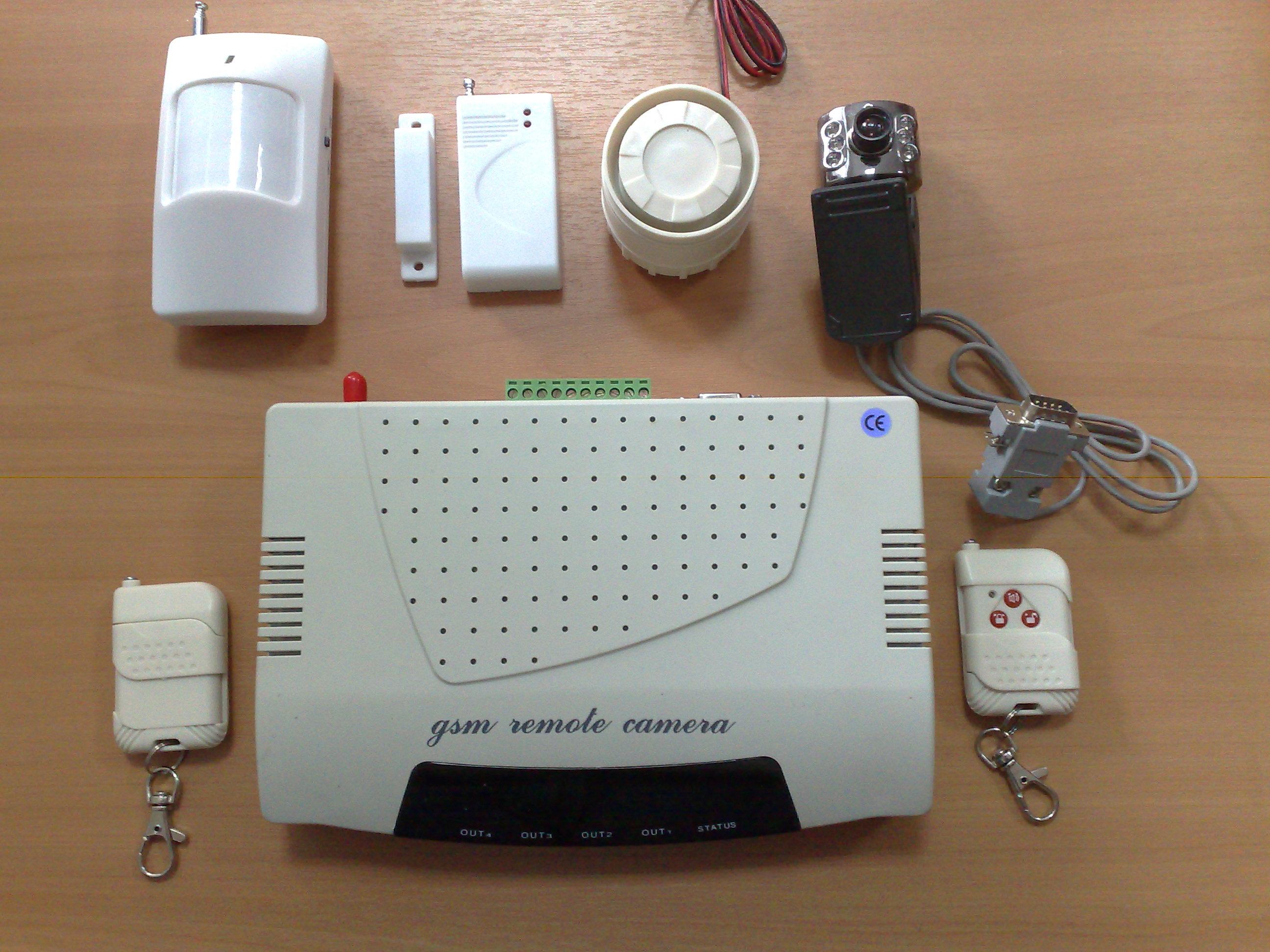 Как оборудовать свой дом охранной сигнализацией своими руками 74