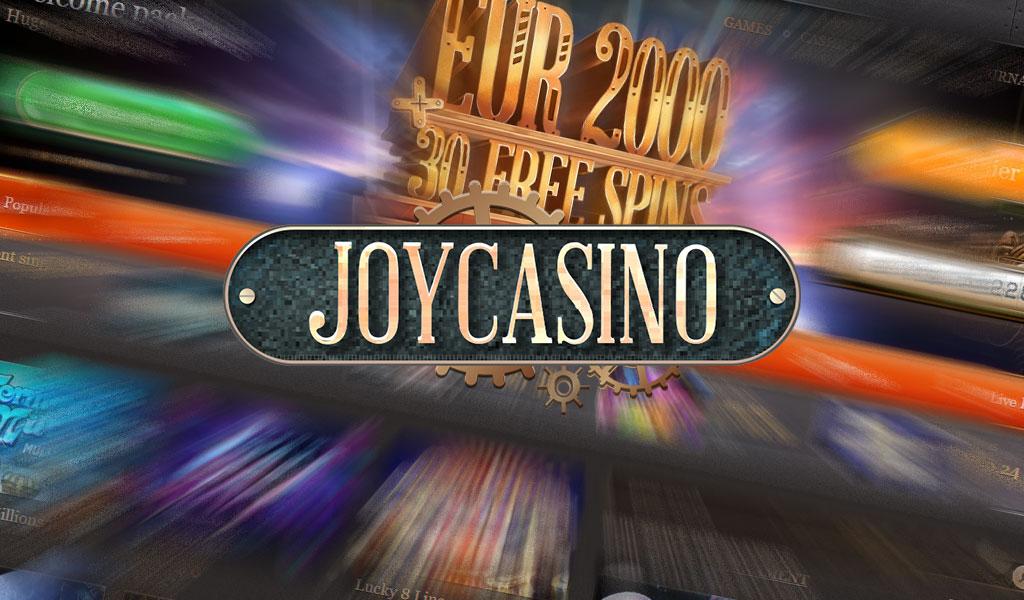 Достоинства казино Джойказино